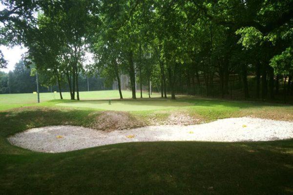 Oefenfaciliteiten Golf